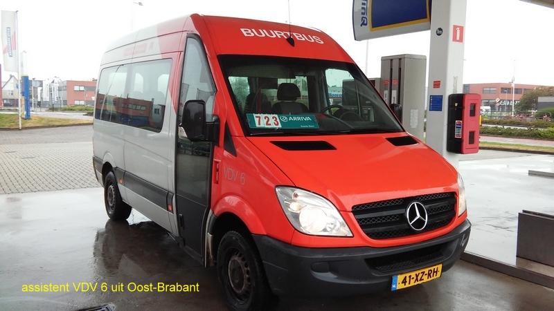 assistent VDV 6 uit Oost-Brabant