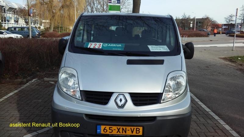 assistent Renault uit Boskoop