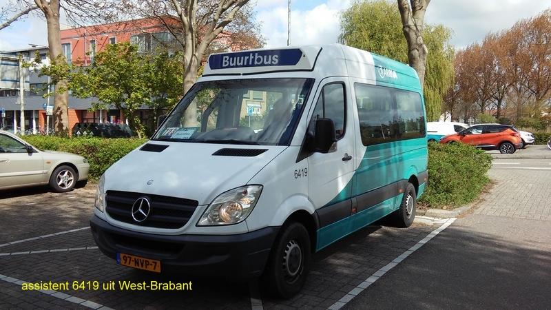 assistent 6419 uit West-Brabant